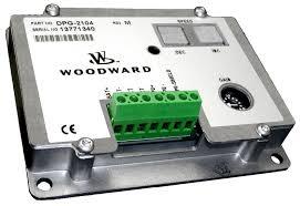 Woodward, Controller, actuator